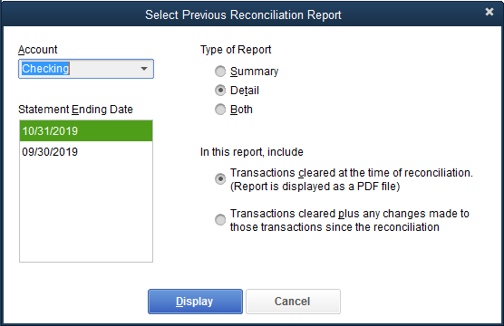 Help! My QuickBooks Reconciliation Balance Doesn't Match My